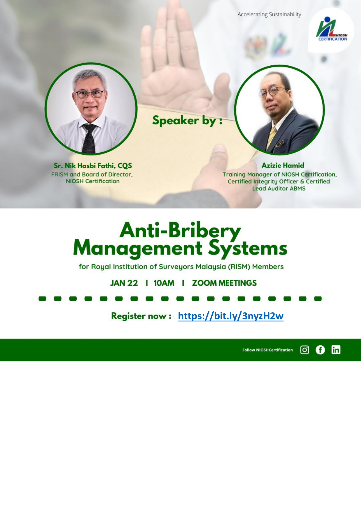 Anti-Bribery Management Systems